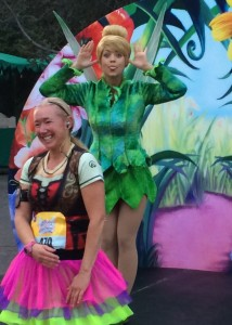 Tinkerbell and random person