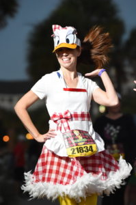 Chef Daisy Running Costume